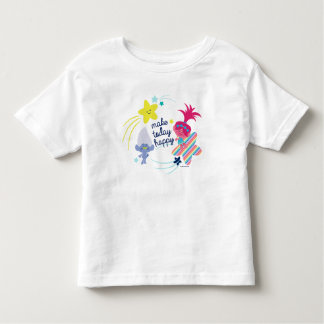 Trolls | Glitteriffic Fun Toddler T-shirt