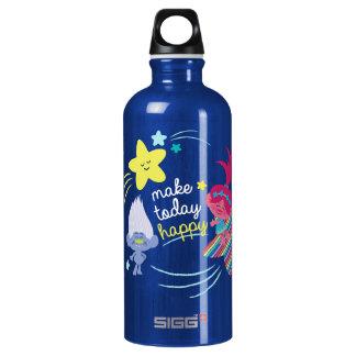 Trolls   Glitteriffic Fun Water Bottle