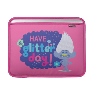 Trolls | Guy Diamond - Have a Glitter Day! MacBook Sleeve
