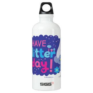 Trolls | Guy Diamond - Have a Glitter Day! Water Bottle