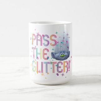Trolls | Guy Diamond - Pass the Glitter Coffee Mug
