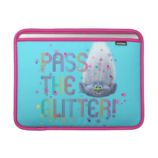 Trolls | Guy Diamond - Pass the Glitter Sleeve For MacBook Air