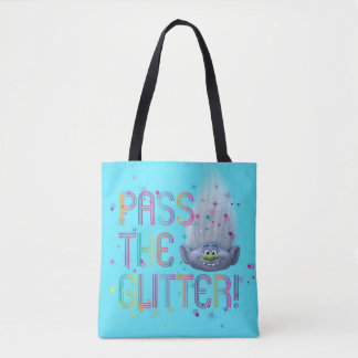 Trolls   Guy Diamond - Pass the Glitter Tote Bag