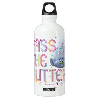 Trolls | Guy Diamond - Pass the Glitter Water Bottle