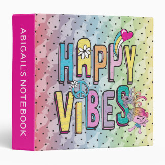 Trolls | Happy Dance Binder