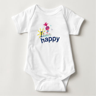 Trolls | Happy Dreams Baby Bodysuit