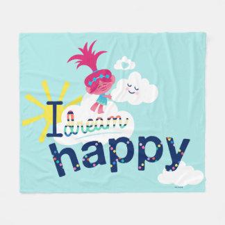 Trolls   Happy Dreams Fleece Blanket
