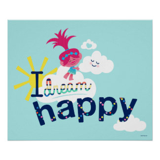 Trolls | Happy Dreams Poster