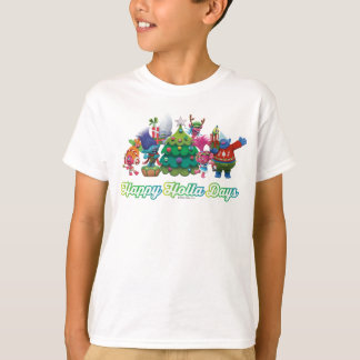 Trolls | Happy Holla Days T-Shirt
