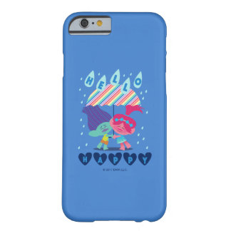 Trolls | Happy Rain Drops Barely There iPhone 6 Case