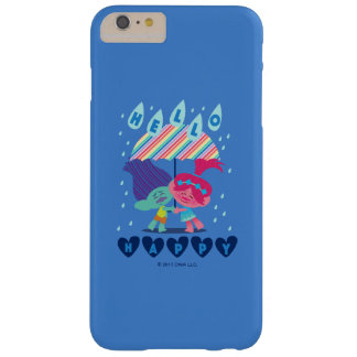 Trolls | Happy Rain Drops Barely There iPhone 6 Plus Case