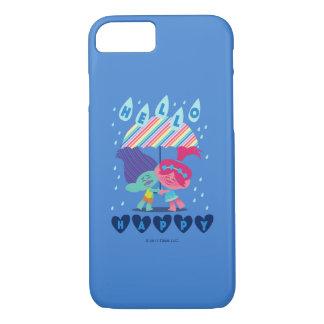 Trolls | Happy Rain Drops iPhone 8/7 Case