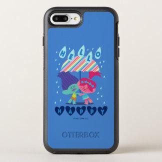 Trolls | Happy Rain Drops OtterBox Symmetry iPhone 8 Plus/7 Plus Case