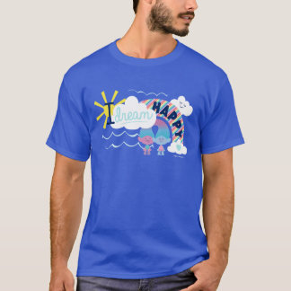 Trolls | Happy Rain Drops T-Shirt