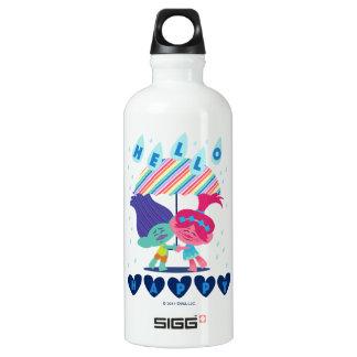 Trolls | Happy Rain Drops Water Bottle