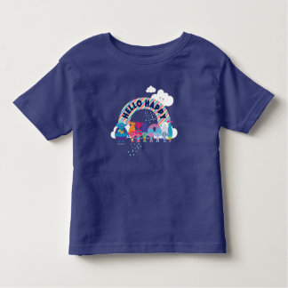 Trolls | Happy Rainbow Toddler T-shirt