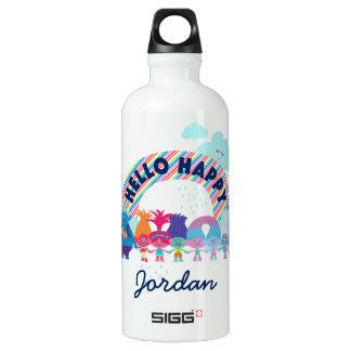 Trolls | Happy Rainbow Water Bottle