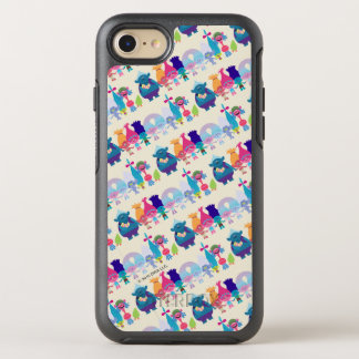 Trolls | Hug Time Pattern OtterBox Symmetry iPhone 7 Case