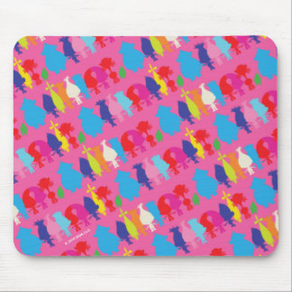 Trolls | Hugfest Pattern Mouse Pad