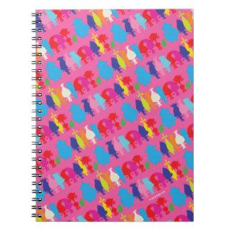 Trolls | Hugfest Pattern Notebooks