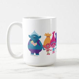Trolls | Hugs All Around Coffee Mug