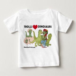 Trolls Love Dinosaurs Infant T-Shirt