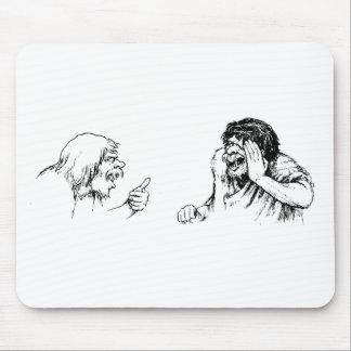 trolls mouse pad