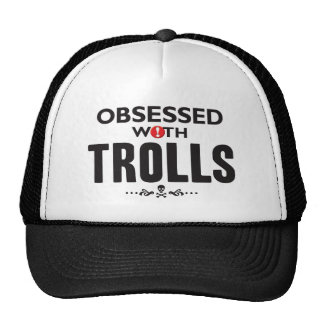 Trolls Obsessed Trucker Hat