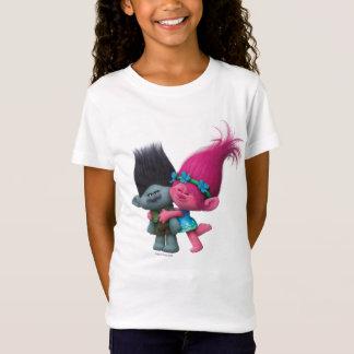 Trolls | Poppy & Branch - No Bad Vibes T-Shirt