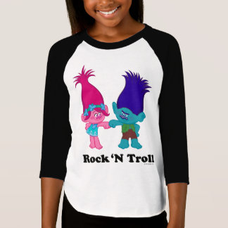 Trolls | Poppy & Branch - Rock 'N Troll T-Shirt
