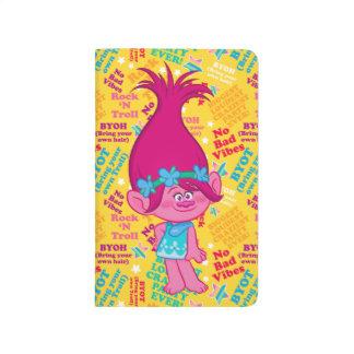 Trolls | Poppy - Hair to Stay! Journal