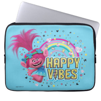 Trolls | Poppy Happy Vibes Laptop Sleeve