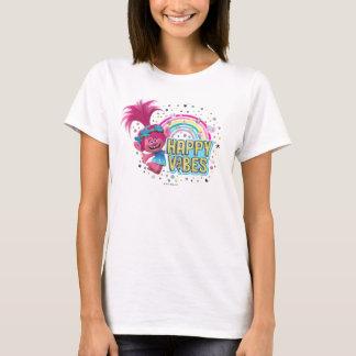 Trolls | Poppy Happy Vibes T-Shirt