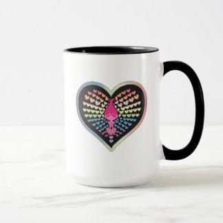 Trolls   Poppy Hearts Mug