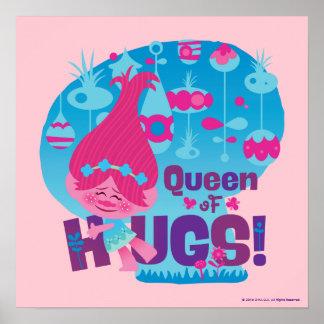 Trolls | Poppy - Queen of Hugs! 2 Poster