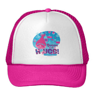 Trolls | Poppy - Queen of Hugs! Trucker Hat
