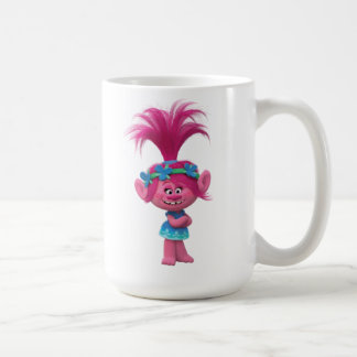Trolls | Poppy - Queen of the Trolls Coffee Mug