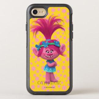Trolls | Poppy - Queen of the Trolls OtterBox Symmetry iPhone 7 Case