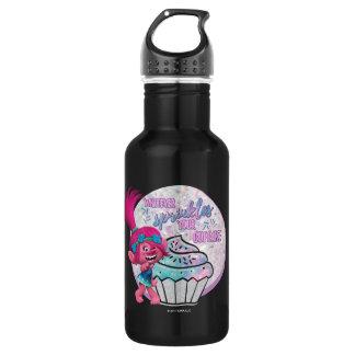 Trolls | Poppy Sprinkle your Cupcake 532 Ml Water Bottle