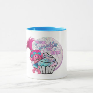 Trolls   Poppy Sprinkle your Cupcake Mug