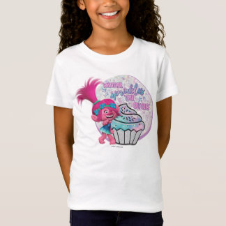 Trolls | Poppy Sprinkle your Cupcake T-Shirt