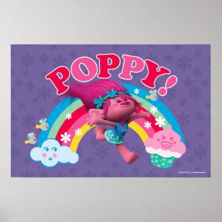 Trolls | Poppy - Yippee 2 Poster