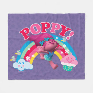 Trolls | Poppy - Yippee Fleece Blanket