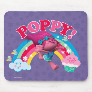 Trolls | Poppy - Yippee Mouse Pad