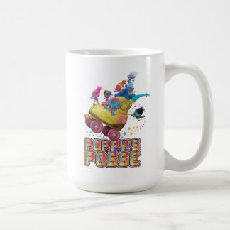 Trolls   Poppy's Posse Coffee Mug