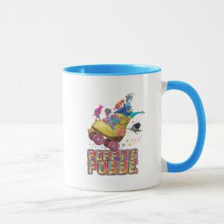 Trolls   Poppy's Posse Mug