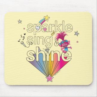 Trolls   Poppy's Sparkle Sing & Shine Mouse Pad