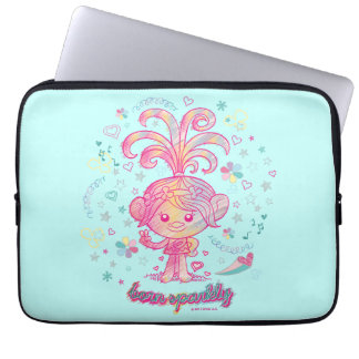Trolls | Princess Poppy Laptop Sleeve