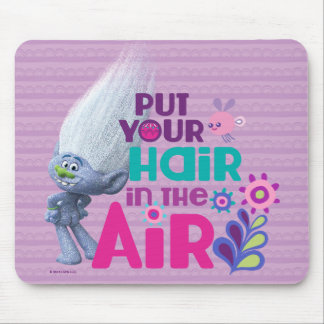Trolls | Put Your Hair in the Air Mouse Pad