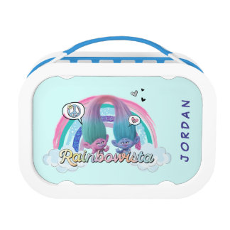 Trolls | Satin and Chenille Sassy Lunch Box